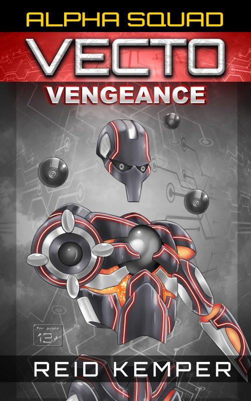Vecto Vengeance new cover